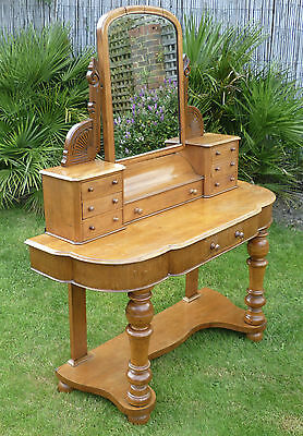 Superb Antique Victorian Duchess Stand Dressing Table