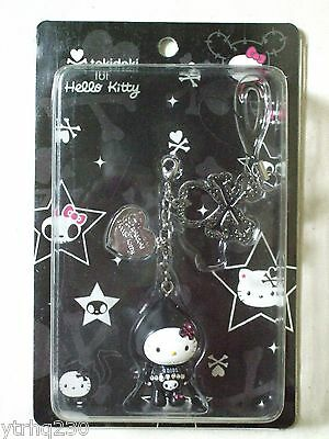 TOKIDOKI x Hello Kitty ADIOS Mobile Phone Strap Charm Sanrio 2008 NEW!