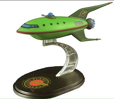 Futurama Planet Express Ship Model Loot Crate Exclusive NEW Boxed