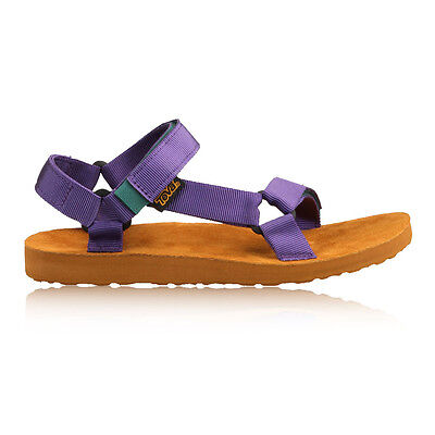 Teva Original Universal Womens Purple Walking Hiking Summer Shoes Sandals