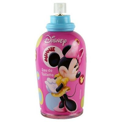 Minnie Mouse Rosa by Disney for Girls EDT Perfume Spray 3.4 oz.-Tester NEW