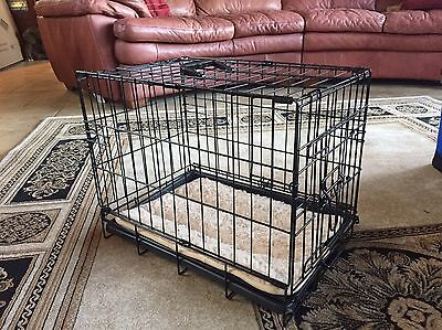 Small Animal Crate Carrier