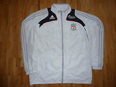 original FC LIVERPOOL Trainingsjacke Gr. XL   ADIDAS TOP ZUSTAND Trikot Pulli