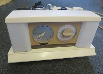 Vintage retro goblin teasmade 835 1970's(?) automatic tea maker - working order