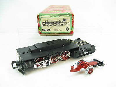 LGB 2070/5 Spare Powered Chassis + Trailer Truck for 2071, 2072, 2073 Tank Loco