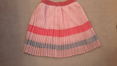 Next girl's pleated  skirt  age  5