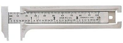 General Tools Mfg Co In General Tools 132ME 3-Inch English and Metric Pocket