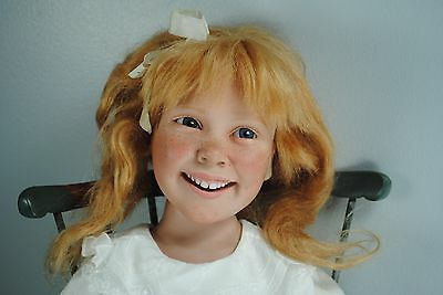"""Anne Mitrani Gotz 22"""" Smiling Doll 1996 LE #19/1000 Signed By Artist"""