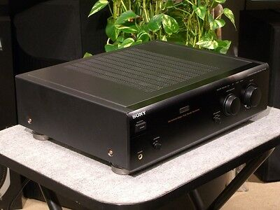 Sony TA-F448E Integrated Stereo Amplifier Audiophile