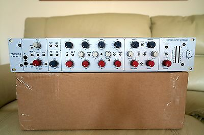 Rupert Neve Designs Portico II Channel Mic Line Preamp - Open Box