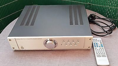 Musical Fidelity A3.2  Dual mono integrated amp Stereoverstärker UVP 1495,-