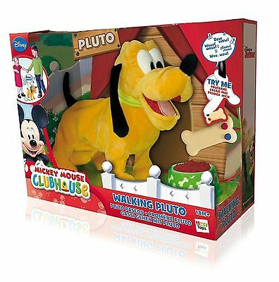 Mickey ClubHouse - Laufender Pluto / Running Pluto