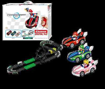 Carrera Digital 143 Mario Wii Set  - 40007 New - Scalextric/Slot Car