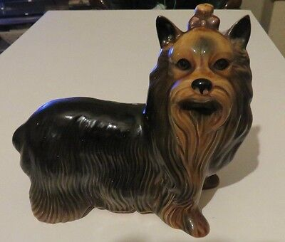 Yorkshire Terrier - Pottery - Coppercraft Made In England Designed