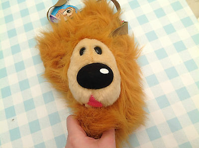 The Magic Roundabout Dougal the Dog plush shoulder bag