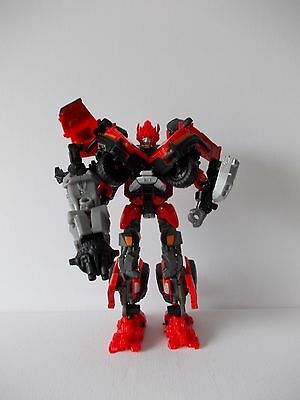 Transformers Dark of the Moon Voyager Class Cannon Force Ironhide