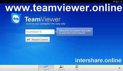 special domain name teamviewer * online