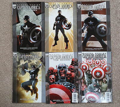 Captain America: The Chosen Complete Set 1 – 6 (FIRST PRINT) (2007)