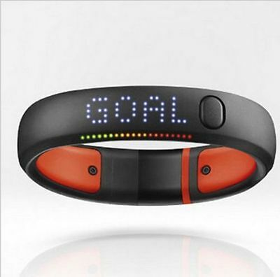 NIKE Smartwatch SportBand fuelband se2 band smart bracelet size L orange
