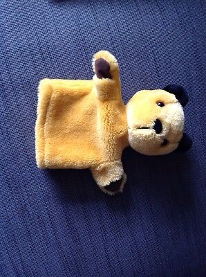Official Rare Sooty hand puppet from the sooty and sweep TV show
