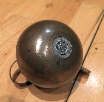 Vintage Collectable Lucas No 82 Brass bell