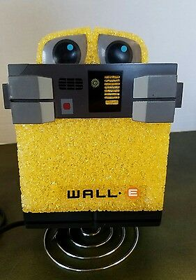 Disney Wall E Character Table Night Lamp Light Pixar Springy