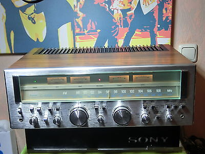 Sansui G-6000 DC Stereo Receiver / KLASSIKER / TOP Zustand