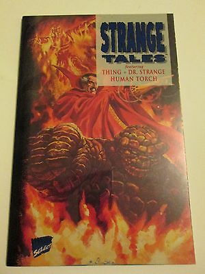 Strange Tales featuring Thing, Dr. Strange, Human Torch Marvel 1994