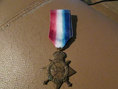 1914-15 Star Indian 26th Mountain Battery  Served Gallipoli