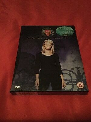 Buffy The Vampire Slayer Season 3 DVD Collection Collector's Edition 6 Pack