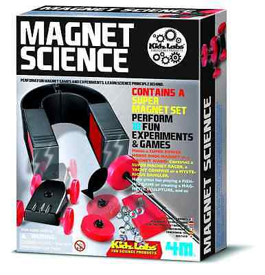 4M Magnet Science Kit xmas gift toy
