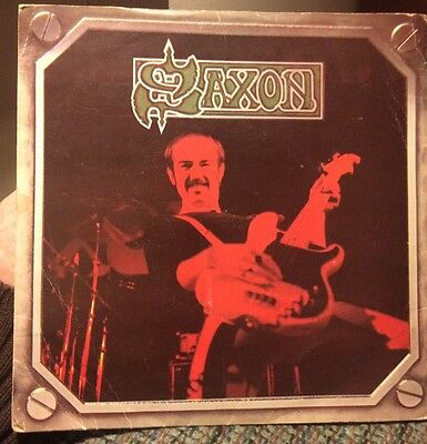 Saxon - Back To The Wall /