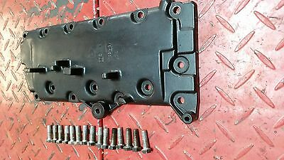 Mercury Mariner Outboard 40 Hp 4 Cyl ( Exhaust Manifold Cover Cap ) Nla # 77381