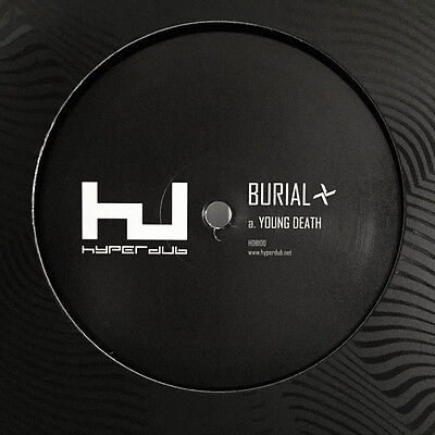 "bURIAL: yOUNG dEATH / nIGHTMARKET 12"" nEW sEALED vINYL rECORD"