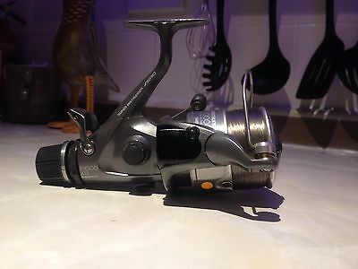 Shimano 10000 XTE Super Bait Runner With Spare Spool