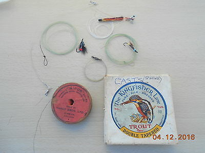 Hardy Vintage Trace Wire & Sundries