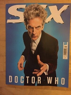 SFX MAGAZINE FEBRUARY  2017 282  DOCTOR WHO Subscriber COVER