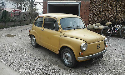 1980 Fiat Other 2 doors YELLOW, year 1980, well preserved, oldtimer