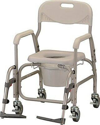 NOVA Medical Products Deluxe Shower Chair/Commode