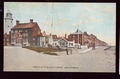 CPPC North Cliff & Lighthouse Southwold Suffolk 1910