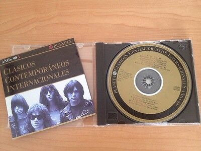 Gold Cd Spain Only The Ramones Noa  Big Muntain Sam Moore Comittments New Kids