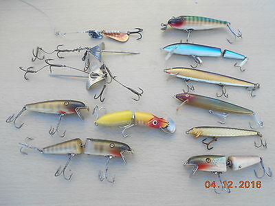 Vintage Abu Lures & Others