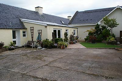 SPACEOUS self catering HOLIDAY HOME, sleeps up to 13 - Ayrshire, Scotland.