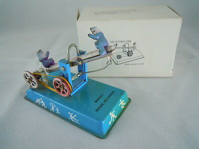 *rare* Tinplate See Saw Model Mm087 Boxed