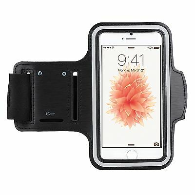 Sports Running Gym Cycling Armband Jacket Strap For iPhone 5 5S 5C SE iPod