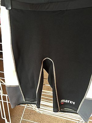 Rash Guard Mares Thermoguard Ss 0.5mm Shorts Size Large