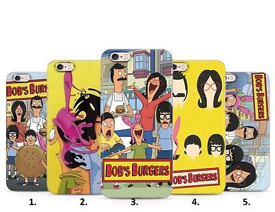 BOBS BURGERS ANIMATION CARTOON NEW PHONE CASE FOR IPHONE ALL 4 5 6 7 models