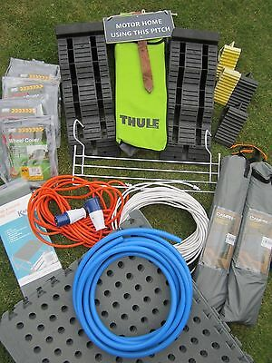 Various accessories for Caravan or Motorhome-  Good Used Condition