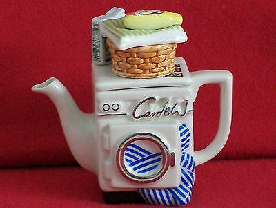 ** Superb Cardew Washing Machine Teapot ** ** In Excellent Condition **