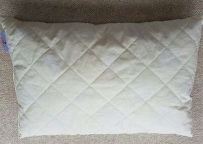 mothercare cot/cotbed wool pillow